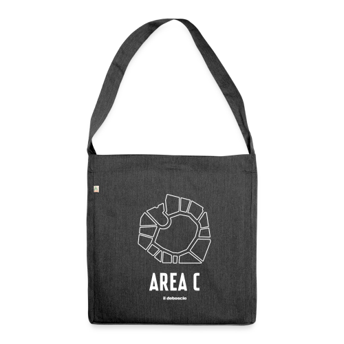 AREA C - Borsa in materiale riciclato