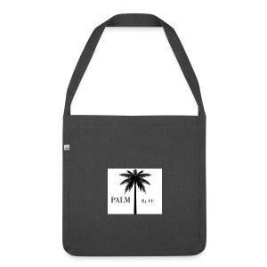 Palm - Black Bag By EE - Skuldertaske af recycling-material
