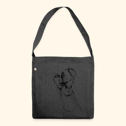 HOZHO eco - Schultertasche aus Recycling-Material