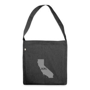 Calif Home. - Schultertasche aus Recycling-Material