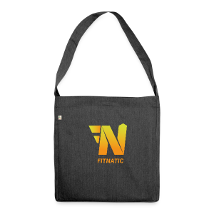 Fitnatic - Schultertasche aus Recycling-Material