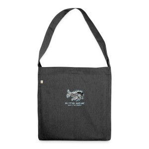 SplitFish Gameware Collection - Schultertasche aus Recycling-Material