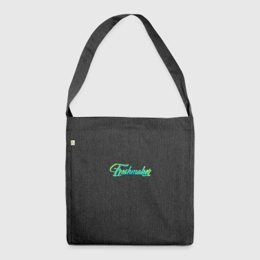 Freshmaker - Shoulder Bag made from recycled material