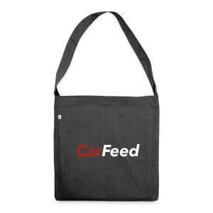 CarFeed - Shoulder Bag made from recycled material