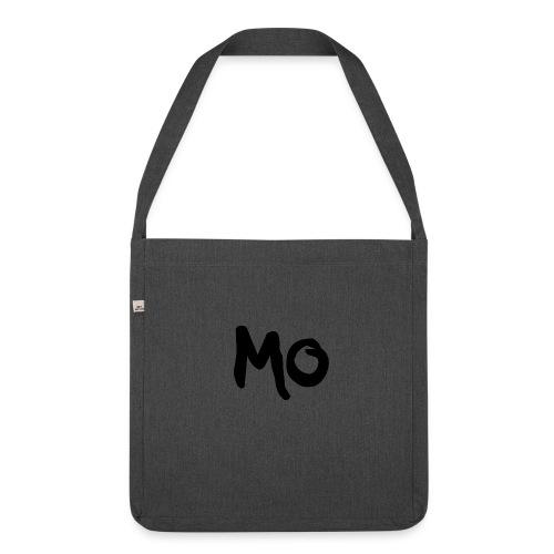 MOlogo Taschenlogo - Schultertasche aus Recycling-Material