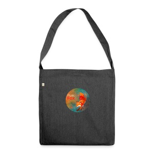 FluxedFoxOffical - Shoulder Bag made from recycled material