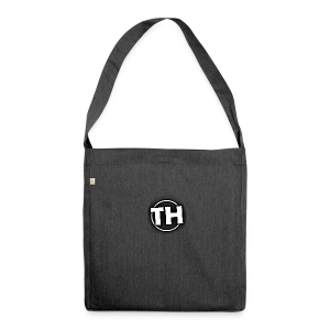 Men's TankTop - TooHard Logo 5 - Shoulder Bag made from recycled material