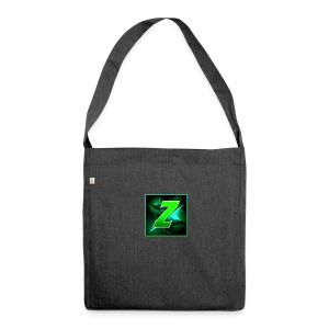 Youtube Logo - Shoulder Bag made from recycled material