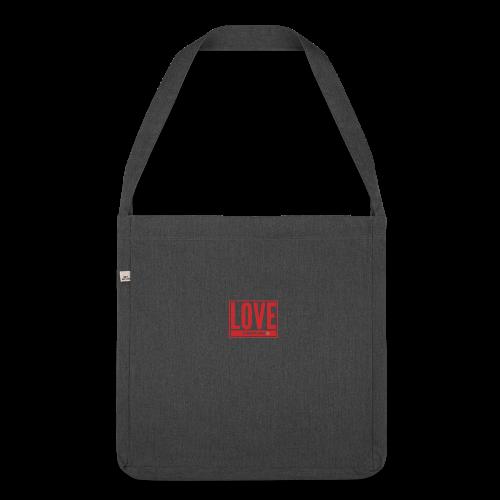 Love Las Canteras - Bandolera de material reciclado