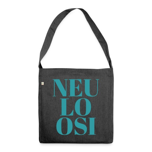 Neuloosi - Shoulder Bag made from recycled material