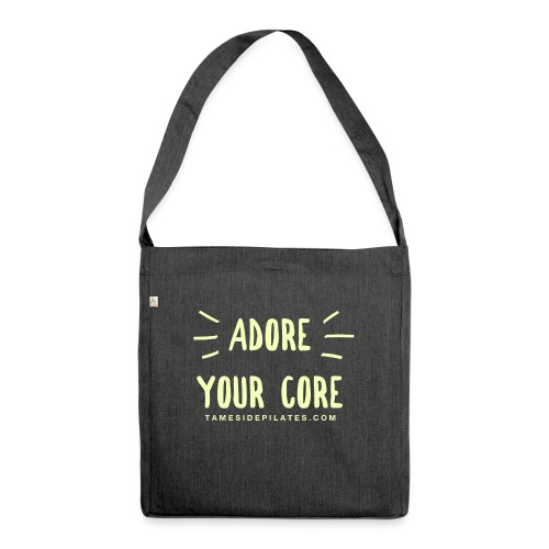 Adore Your Core - Shoulder Bag made from recycled material