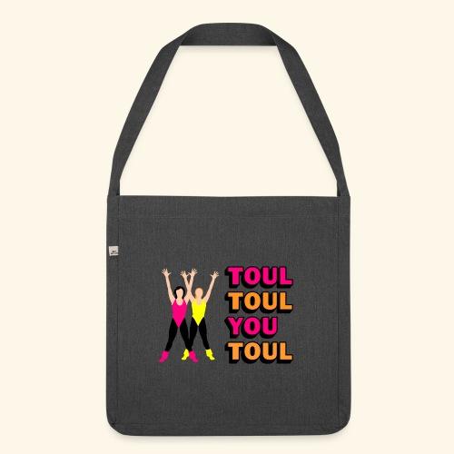 Toul Toul You Toul - Sac bandoulière 100 % recyclé