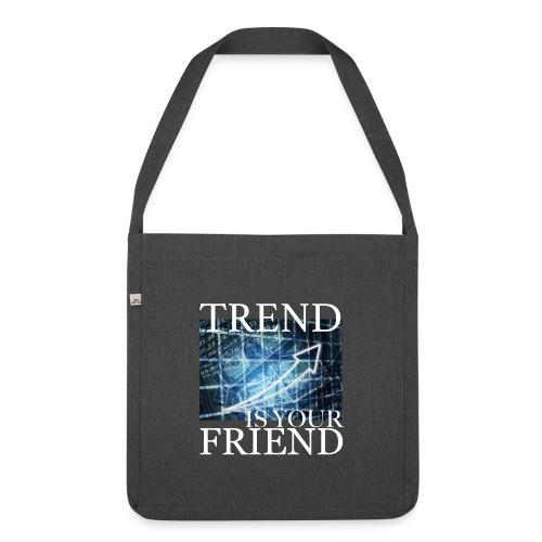 Designed T-Shirt for Traders Stock Market Forex - Borsa in materiale riciclato
