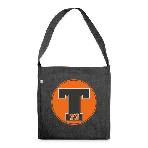 Tommy73_ - Schultertasche aus Recycling-Material