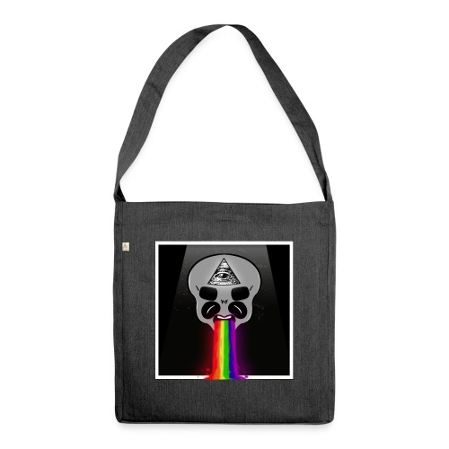 Alien Had - Schultertasche aus Recycling-Material