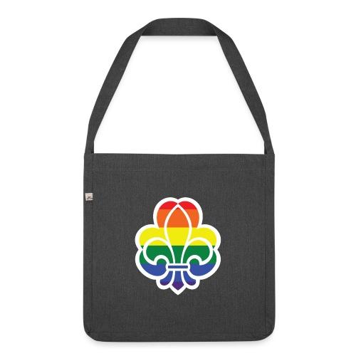 Regnbuespejder jakker og t-shirts mv - Skuldertaske af recycling-material