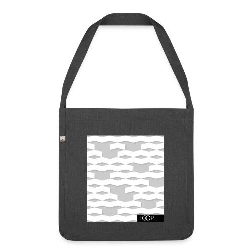 shopper_loop - Borsa in materiale riciclato