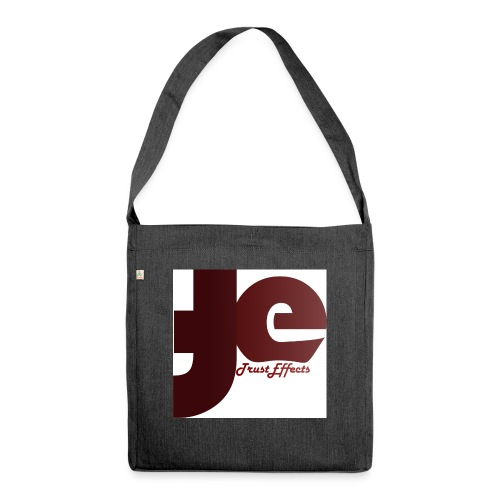 company logo - Shoulder Bag made from recycled material