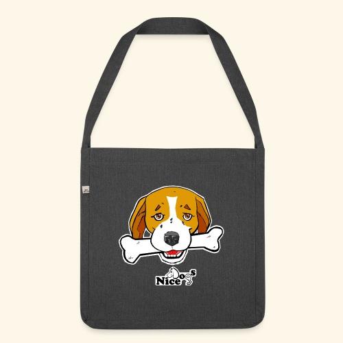 Nice Dogs Semolino - Borsa in materiale riciclato