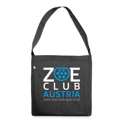 ZOE Club Austria QUADWHIT - Schultertasche aus Recycling-Material