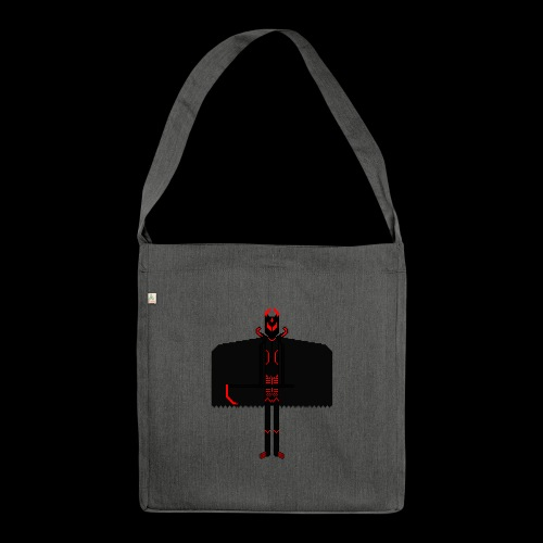 Deathlord - Shoulder Bag made from recycled material