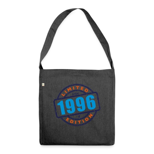 LIMITED EDITION SINCE 1996 - Schultertasche aus Recycling-Material