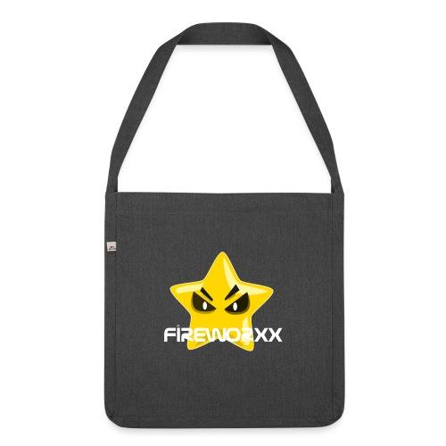 Fireworxx - Schultertasche aus Recycling-Material