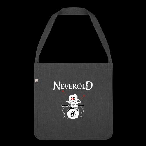 LOGO NEVEROLD - Sac bandoulière 100 % recyclé