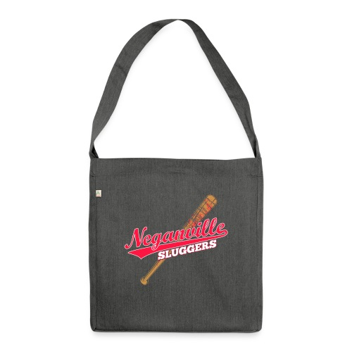 Neganville Sluggers - Shoulder Bag made from recycled material