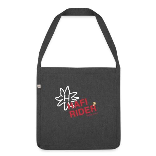 Hafi-Rider / Haflinger / Pferd / Pony - Schultertasche aus Recycling-Material