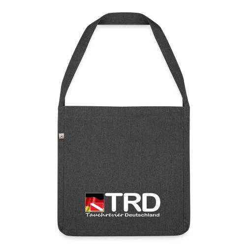 Tauchrevier Deutschland TRD newStyle - Schultertasche aus Recycling-Material