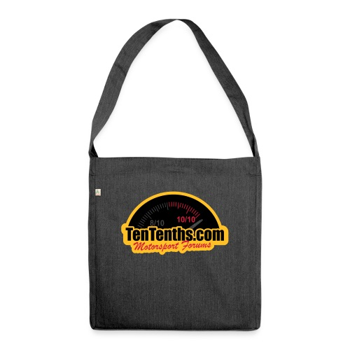 3Colour_Logo - Shoulder Bag made from recycled material