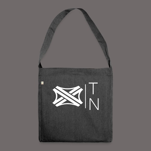 Tregion logo Small - Shoulder Bag made from recycled material