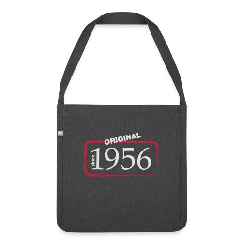 1956 - Schultertasche aus Recycling-Material
