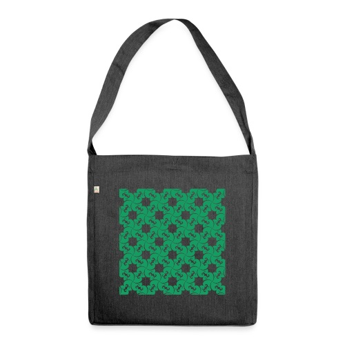 Saint Patrick - Sac bandoulière 100 % recyclé