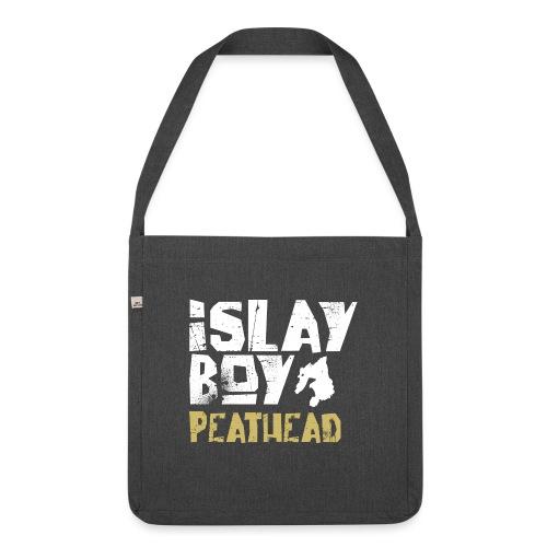 Islay Boy - Schultertasche aus Recycling-Material