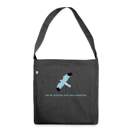 BAWC Hen Harrier Day Men's T-Shirt - Shoulder Bag made from recycled material