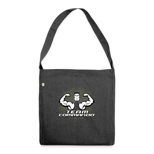 LOGO DEFINITIVO 2016 team - Borsa in materiale riciclato