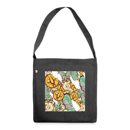 Mask Factory - Day Edition - Shoulder Bag made from recycled material