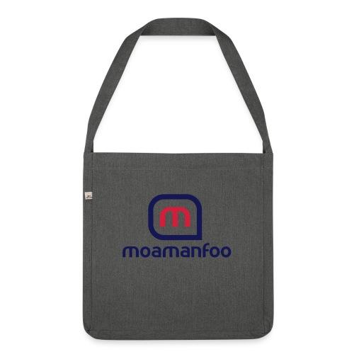 Moamanfoo - Sac bandoulière 100 % recyclé