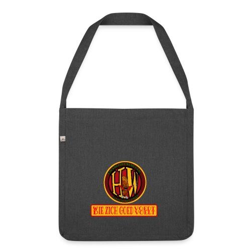 wie en die png - Shoulder Bag made from recycled material