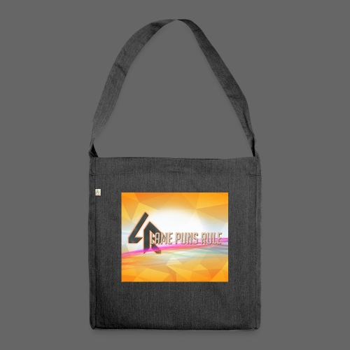 lpr mousepad png - Shoulder Bag made from recycled material