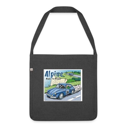 Polete en Alpine 106 - Sac bandoulière 100 % recyclé