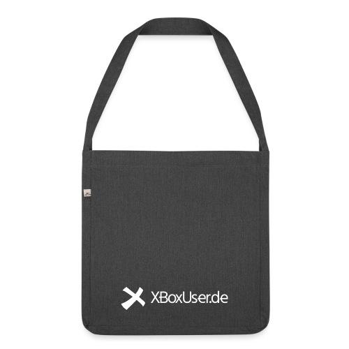 XBU Logo FFF quer png - Schultertasche aus Recycling-Material