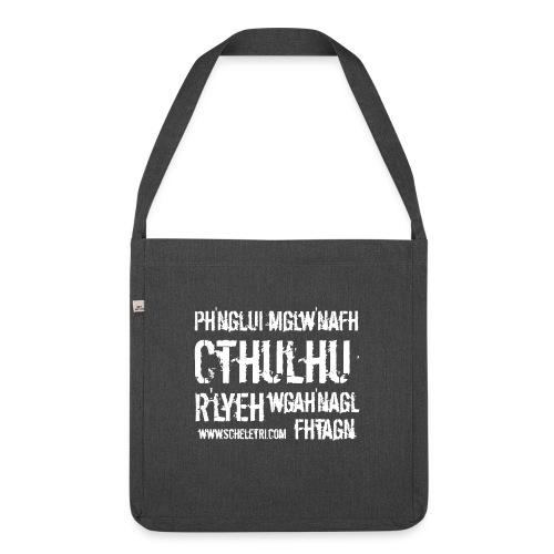 Cthulhu - Borsa in materiale riciclato