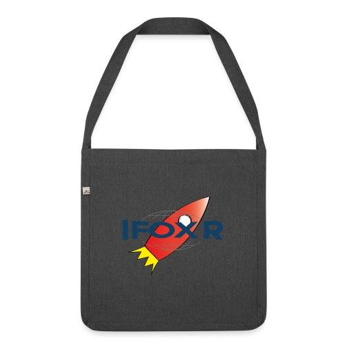 IFOX ROCKET - Axelväska av återvinningsmaterial
