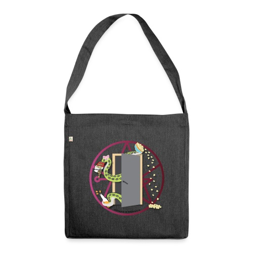 Save Some For Me - Shoulder Bag made from recycled material