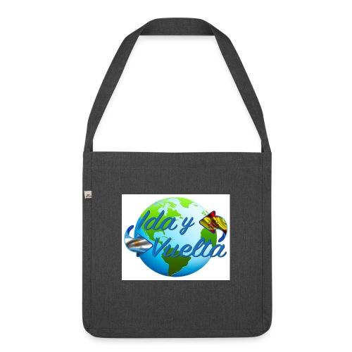 Ida y Vuelta-jpeg - Bandolera de material reciclado