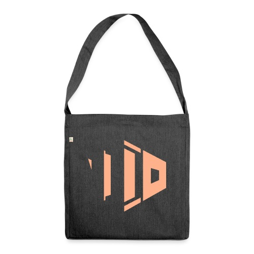 Logo ( Vio ) - Shoulder Bag made from recycled material