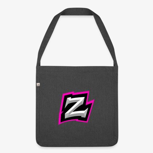 Zwicy Logo - Skulderveske av resirkulert materiale